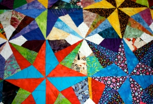 North Charleston ARTS FEST, Quilt at 10 Storehouse Row