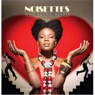 Noisettes album cover