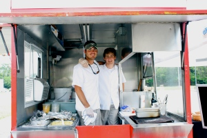 Street Foods has delicious fare