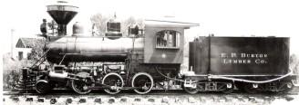Lumber Company Train