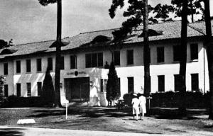 Former Naval Hospital Charleston