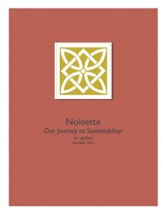 Noisette Update 2013